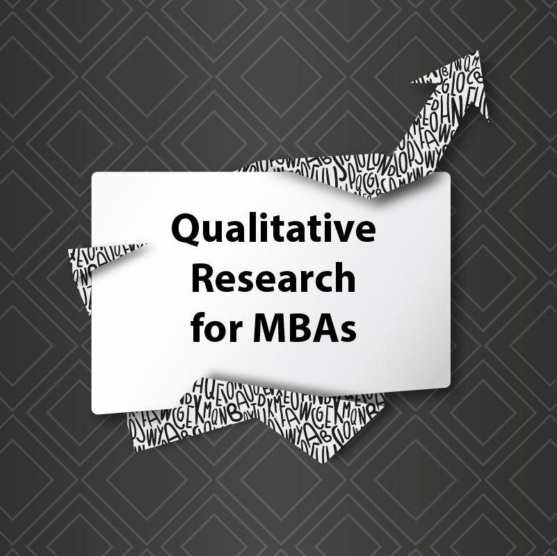 Qualitative Research Training